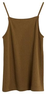 Madewell Apron Apron Olive Top Mustard Green/Yellow