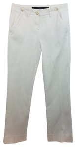 Escada Sport Straight Pants White