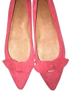 Madewell Red Flats