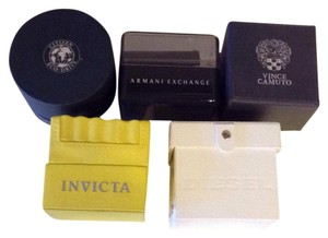 Vince Camuto Designer Watch Boxes