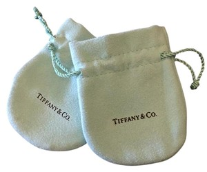 Tiffany & Co. Jewelry Drawstring Pouch