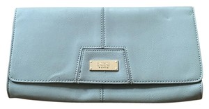 BCBG Paris Grey Clutch
