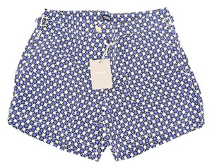 Tom Ford Tom Ford Blue & White Swimming Trucks Shorts Bathing Suit 48 Euro