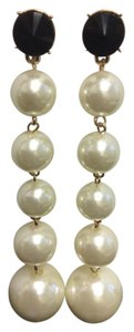 Other Graduated Glass Pearls Non-tarnish Fashion Jewelry
