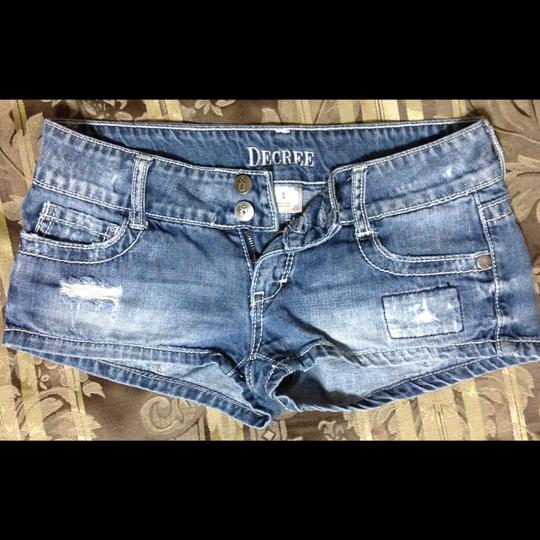 9a6013de5a new Decree Purchased From Macy's Denim Shorts - 4% Off Retail ...