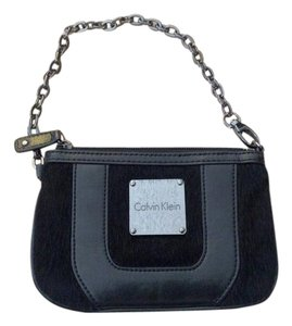 Calvin Klein Wristlet in Black