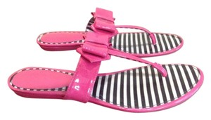 Arturo Chiang Hot Pink Sandals