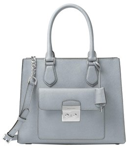 Michael Kors Tote in Dusty Blue