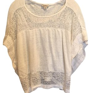 Lucky Brand T Shirt Off white