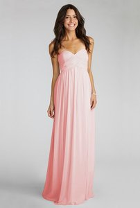 Donna Morgan Blush Donna Morgan Laura Dress