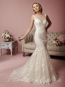 House Of Wu 18047 Wedding Dress