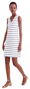 J.Crew Stripes Tweed Dress