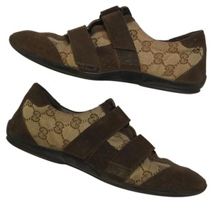 Gucci Brown GG Athletic