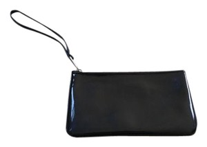 Marc Jacobs Classic Sleek Patent Wallet black Clutch