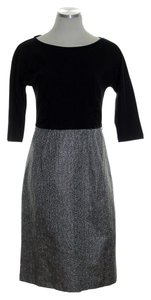 Max Mara Woven Knit Dolman Dress