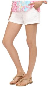 Lilly Pulitzer Lilly Shorts White