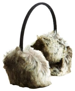 Kate Spade Kate Spade Faux Chinchilla Earmuffs