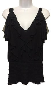 Catherine Malandrino Top Black