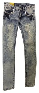 Other Cristals Skinny Jeans-Distressed