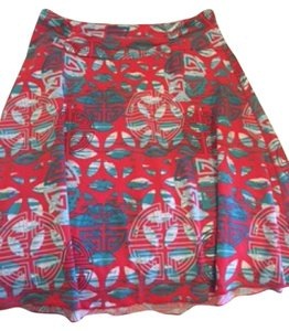 Soybu Skirt Multi colored