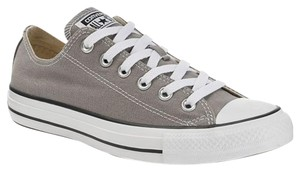 Converse Worn Gray Athletic