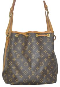 Louis Vuitton Louis Handbag Noe Handbag Shoulder Bag