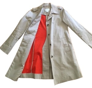 Club Monaco Trench Lined Trench Coat