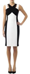 Joseph Ribkoff Halter Body Con Dress