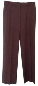 Theory Pant Work Pant Trouser Pants Cocoa Brown