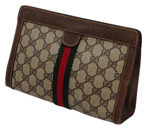 Gucci Gg Cosmetic Clutch