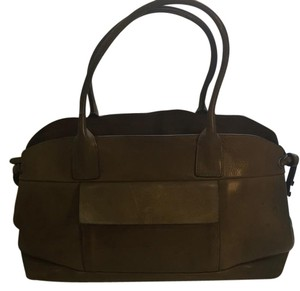 Brunello Cucinelli Satchel in velvety light taupe