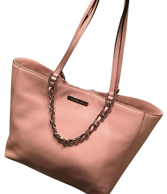 Item - Tote Pink Leather Hobo Bag