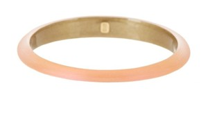 Alexis Bittar Women's Pink Lucite Skinny Tapered Bangle