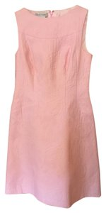 Kay Unger Shift Quilted Dress