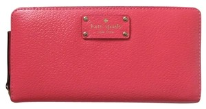 Kate Spade KATE SPADE WLRU1153 NEDA Wellesley LEATHER WALLET