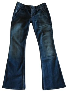 William Rast Flare Leg Jeans
