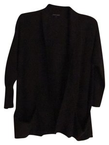 Eileen Fisher Versatile Graphite Merino Wool Sweater