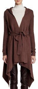 Free People Duster Asymmetrical Chenille Fall Cardigan