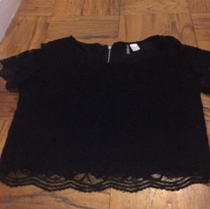Divided by H&M Top Black