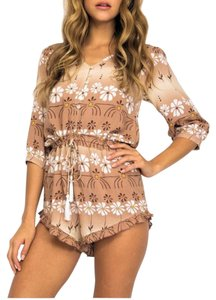 Free People - Spell Designs Playsuit Daisy Chain Collective Dress