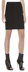Hervé Leger Skirt Black