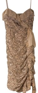 BCBGMAXAZRIA Strapless Sweetheart Dress