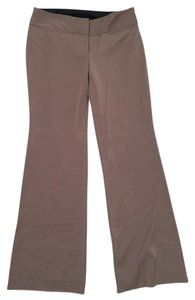 Express Boot Cut Pants Dark Tan