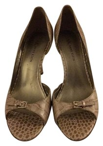 AK Anne Klein Tan/Nude Pumps