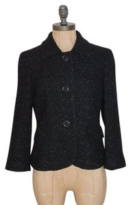 Ann Taylor Tweed BLACK Jacket