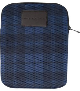 Marc by Marc Jacobs Prairie Indigo Multi Navy Blue IPad Case/cover/Sleeve BNWT