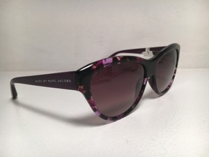 Marc by Marc Jacobs New!! Tortoise Purple Passion Cat Eye Sunglasses