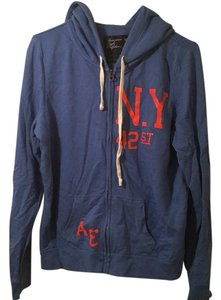 American Eagle Outfitters Casual Soft Hooded Oversized Sweatshirt