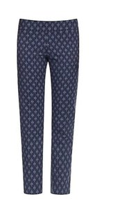 Tory Burch Trouser Pants Blue