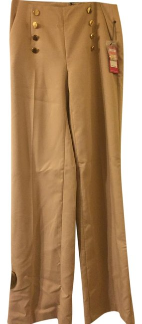 Preload https://img-static.tradesy.com/item/19347892/vince-camuto-camel-tan-high-waisted-sailor-pants-size-0-xs-25-0-2-650-650.jpg